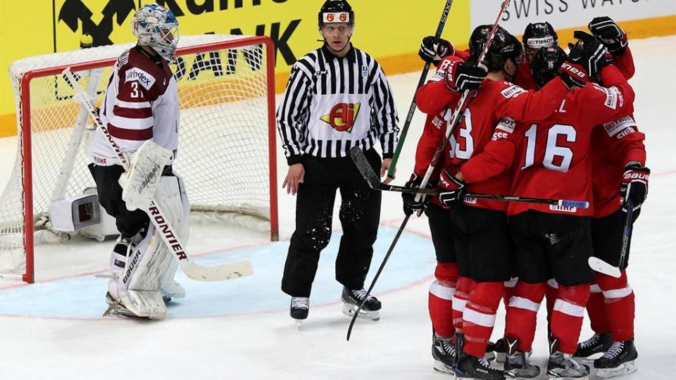 Форвард сборной Швейцарии: «Понимаем, что оставшиеся встречи на ЧМ будут непростыми»