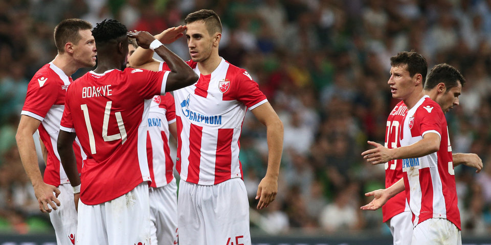 «Црвена Звезда» может остаться без ряда игроков перед матчами с ЦСКА