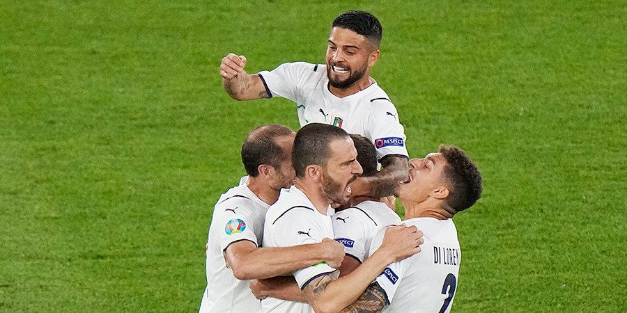 Италия победила на старте Евро, Джокович одолел Надаля на «Ролан Гаррос», Газизов выиграл судебный иск против «Спартака» и другие ночные новости