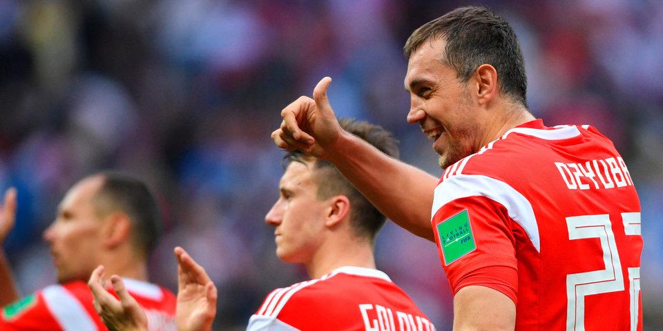 Головин и Черышев выйдут в стартовом составе на матч со шведами