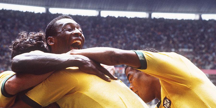 «Три выигранных чемпионата мира — этого достаточно, чтобы поставить его отдельно ото всех». Пеле исполнилось 80 лет