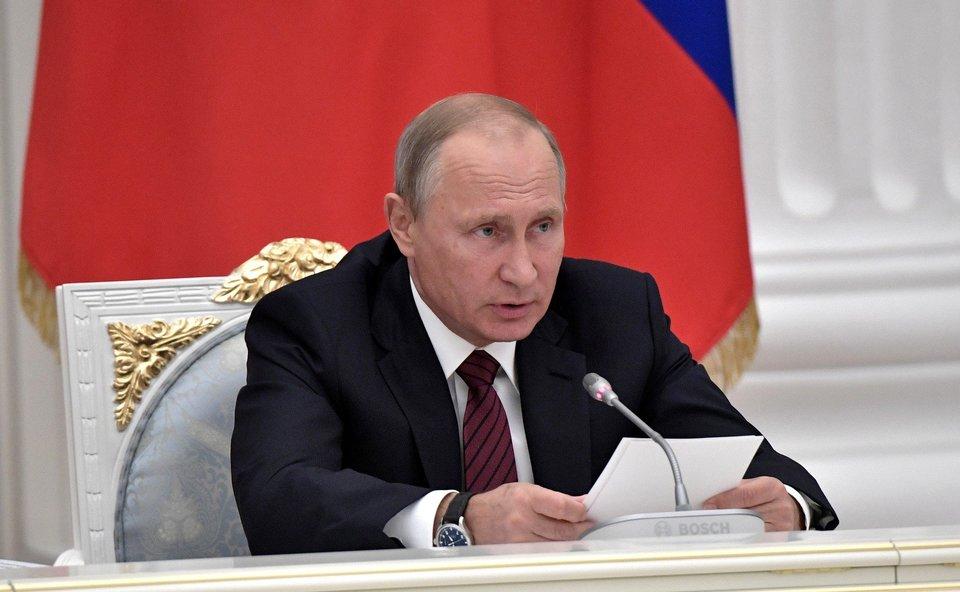 Владимир Путин: «Нельзя допустить, чтобы на объектах ЧМ-2018 возникли рынки»