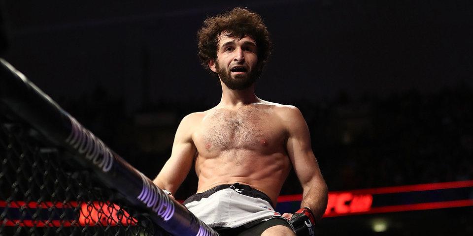 Стал известен гонорар Магомедшарипова и других бойцов на турнире UFC 235