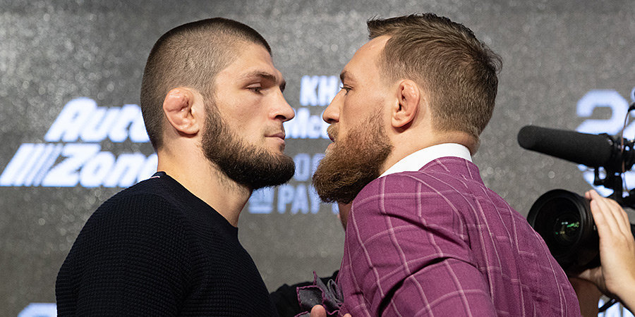 «UFC — лучший в этом». Хабиб не исключил «случайную» встречу с Макгрегором вне октагона