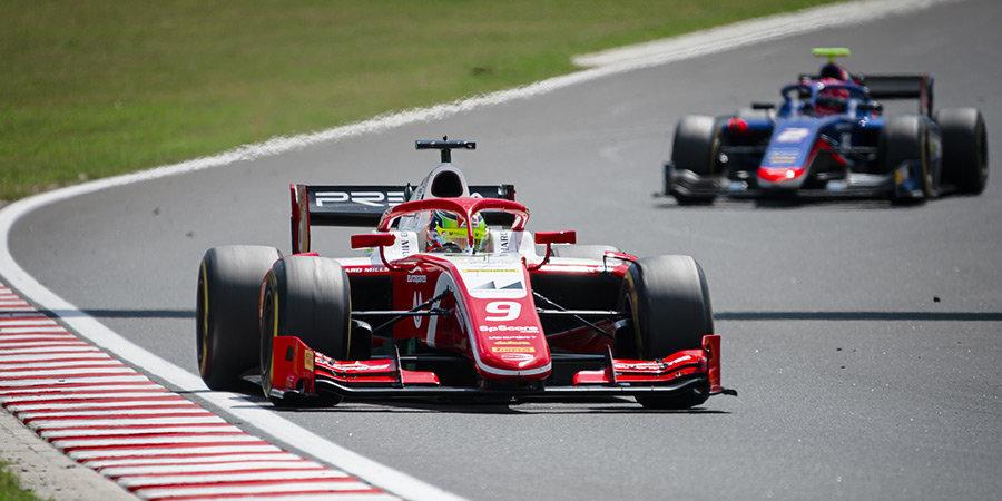 «Формула-2» объявила список команд на ближайшие три года
