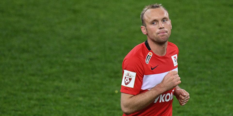 Гол Глушакова помог «Спартаку» обыграть «Арсенал» в матче молодежного первенства
