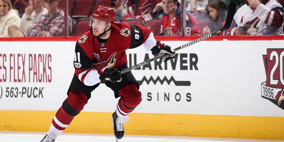 Бурмистров завершил карьеру в НХЛ