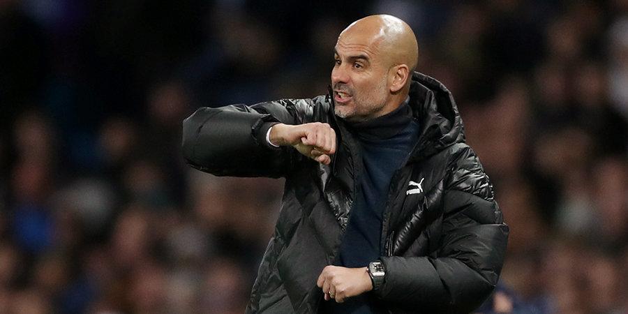 «Манчестер Сити» обыграл «Манчестер Юнайтед» в первом матче полуфинала Кубка лиги Англии