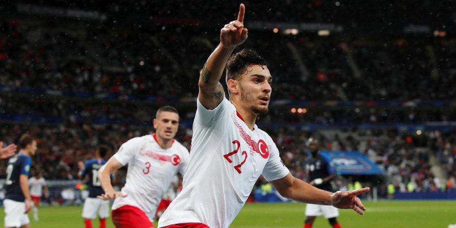 История новой сборной Турции: всего за год поднялась со дна, взяла 4 очка с Францией и может пошуметь на Евро