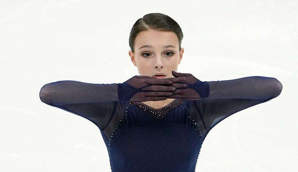 Щербакова снялась с этапа Гран-при в Москве