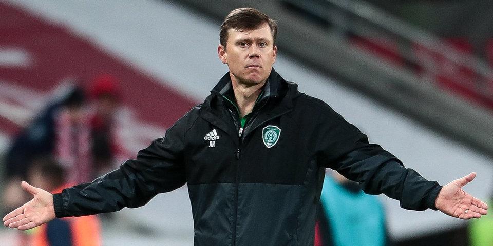 «Балтика» одержала первую победу под руководством Ледяхова