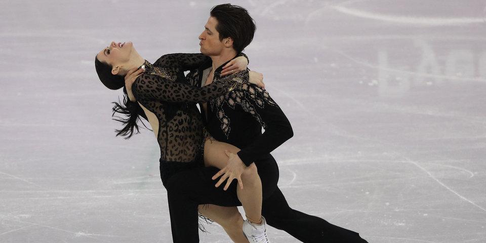 Олимпийский фотовзгляд. Страсть и чувства в коротком танце