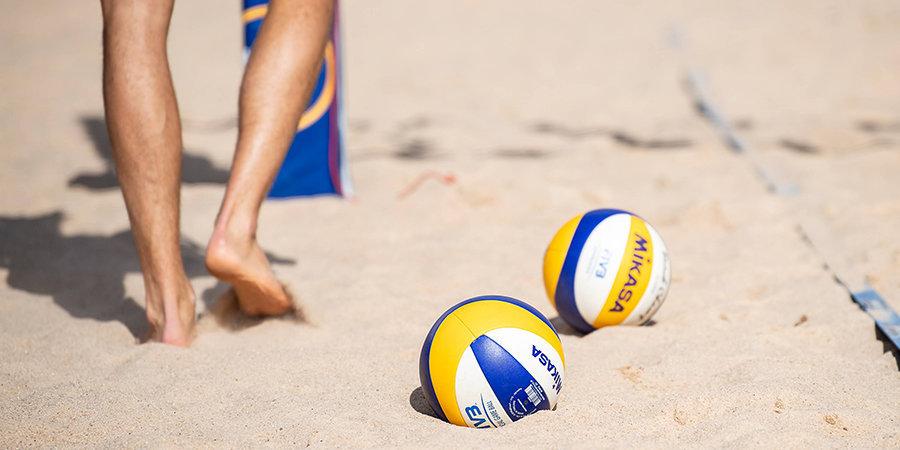 Россияне Семенов и Лешуков вышли в полуфинал ЧЕ по пляжному волейболу
