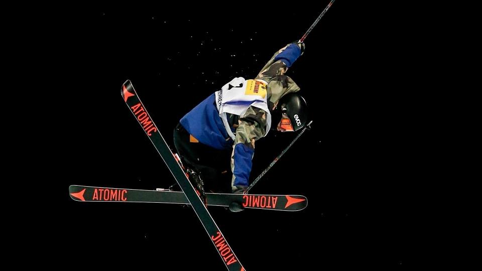Канадская фристайлистка Келси Серва стала олимпийской чемпионкой вски-кроссе