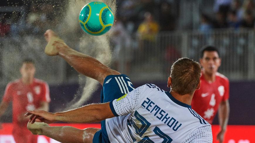 Федор Земсков: «До попадания в сборную проводил спортивные мероприятия, свадьбы, корпоративы»
