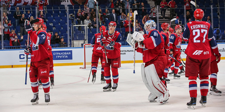 «Автомобилист» и московское «Динамо» набрали максимум, «Локомотив» – на последнем месте. Итоги первой недели КХЛ