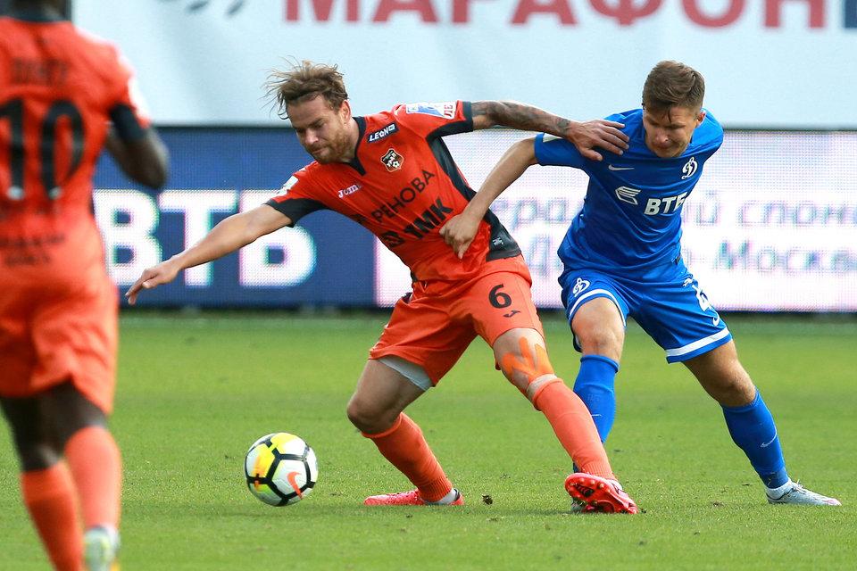 «Динамо» досрочно расторгло контракт с Сапетой