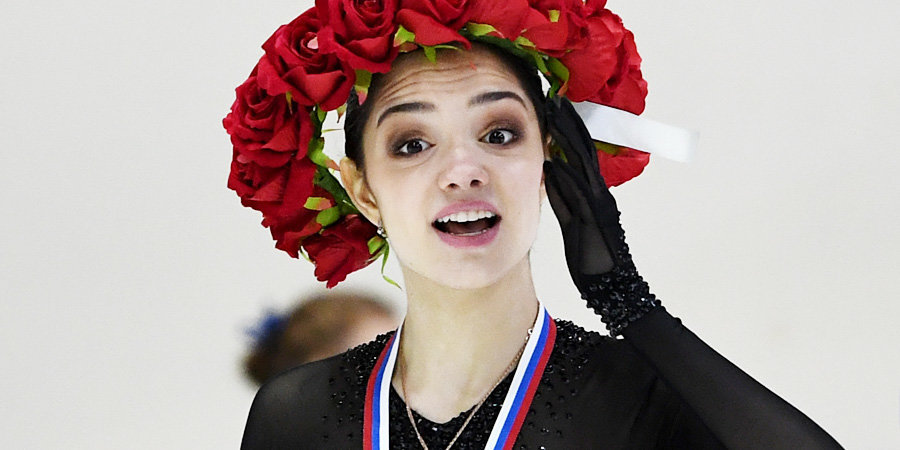 «Никто не может мне говорить, что мне делать». Медведева ответила завистникам воздушным поцелуем