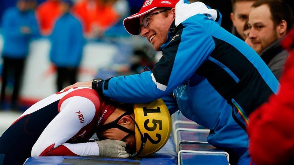 Елистратов выиграл чемпионат Европы в многоборье