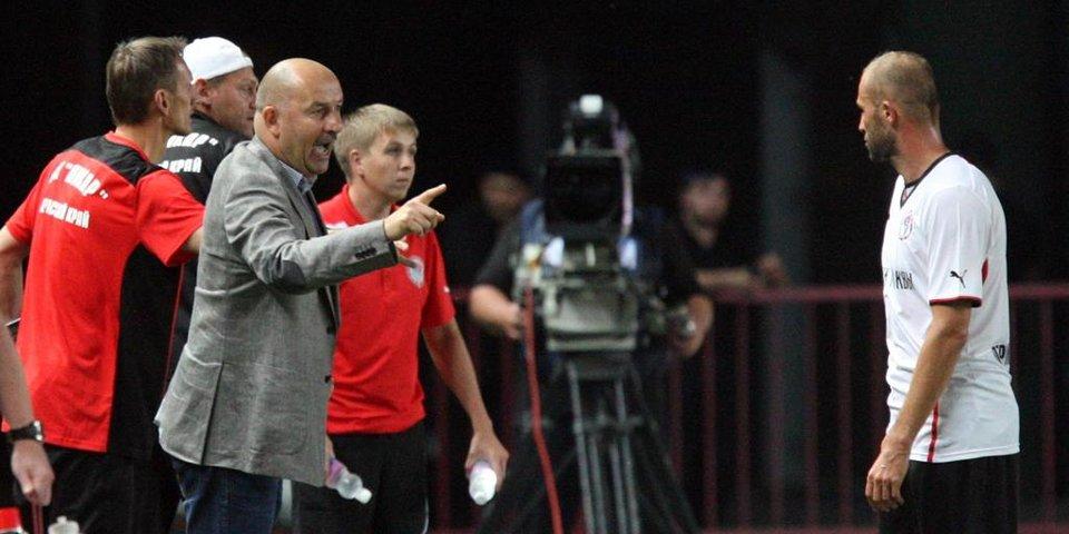 «Черчесов возмутился, почему футболист не назвал сына Стасом». Эстонец, знающий все о тренере сборной России