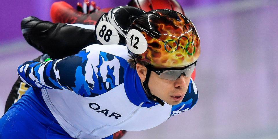 Елистратов принес спортсменам из России первую медаль Олимпиады-2018