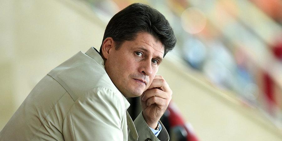 Михаил Тюркин: «Динамо» — это национальная традиция, это наш флаг»