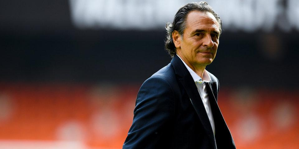 Пранделли стал главным тренером «Дженоа»