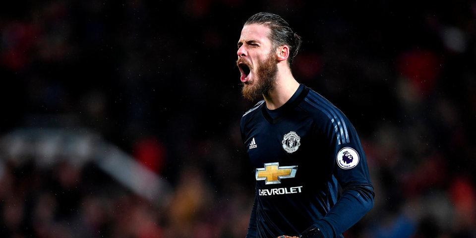 Давид де Хеа: «Текущий сезон в «Манчестер Юнайтед» – лучший в моей карьере»