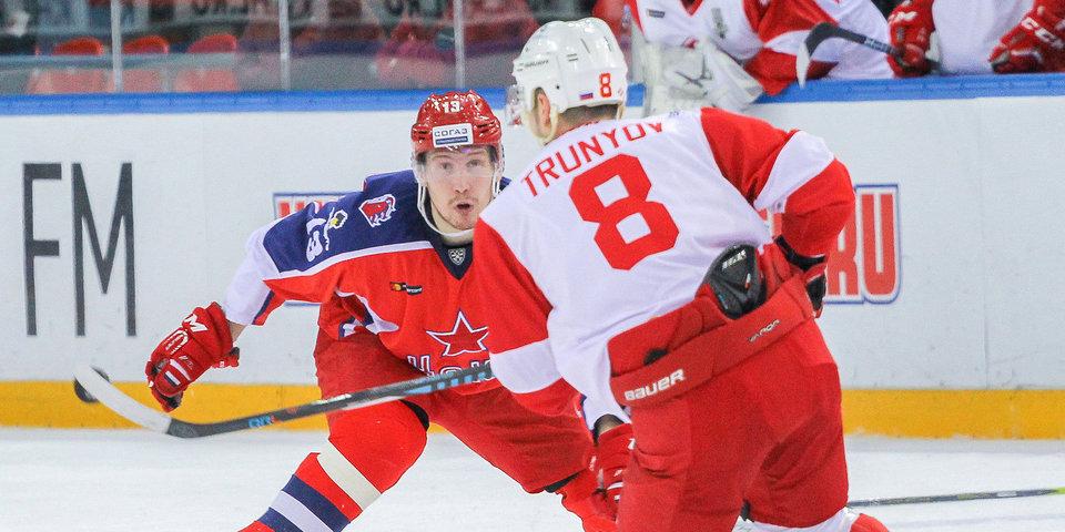 Артем Воронин: «Если разбросать игроков ЦСКА по всем клубам, ситуация в лиге выровнялась бы»