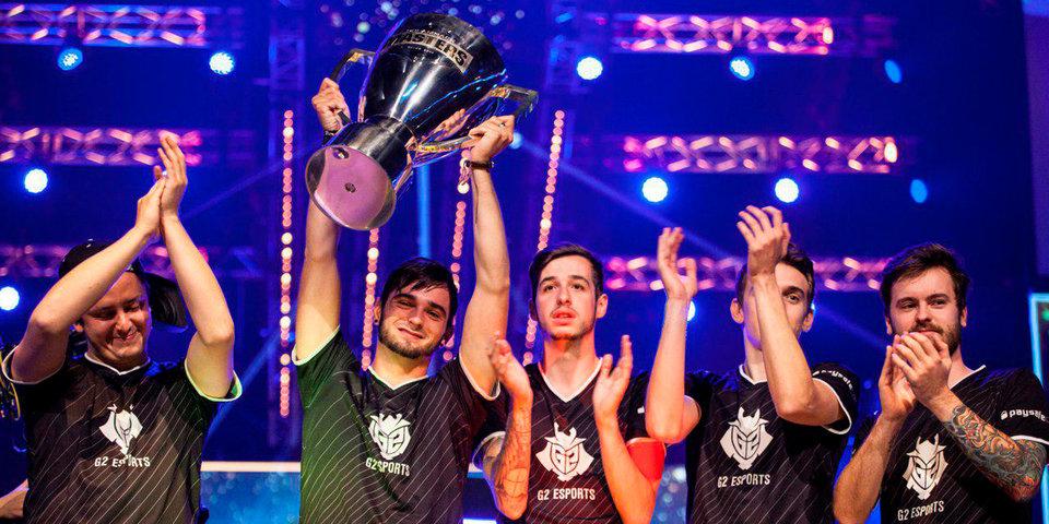 CS:GO : G2 eSports – Чемпионы DreamHack Masters Malmö 2017