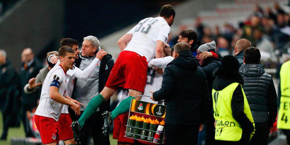 В Ницце голы «Локо» праздновал даже диктор на стадионе