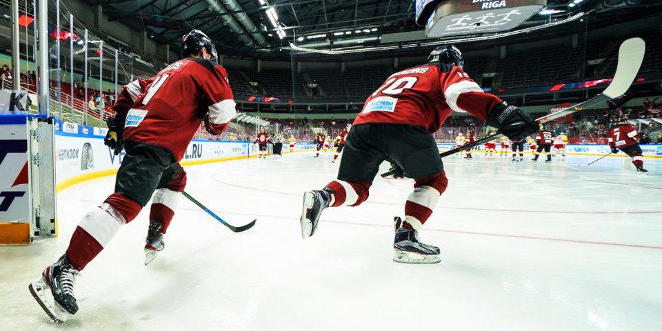 Матч КХЛ между динамовцами Москвы и Риги не состоится