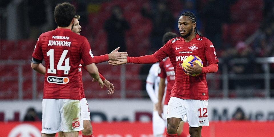 Луис Адриано: «Болельщики перестанут давить на «Спартак», если будут победы»