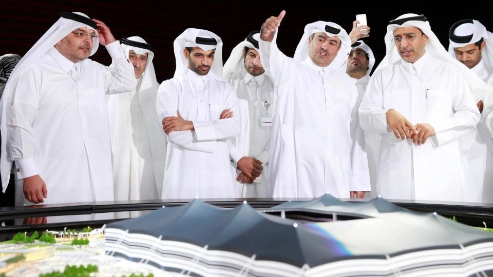 Часть гостей ЧМ-2022 в Катаре разместят на лайнерах