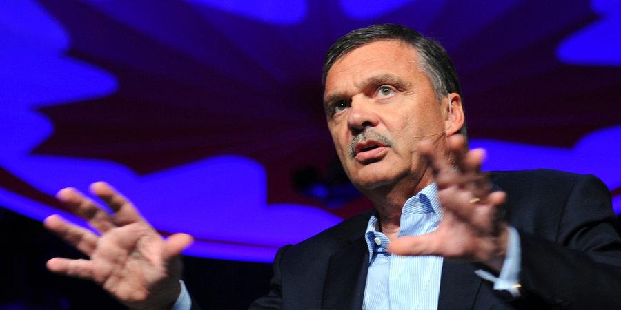 Рене Фазель: «Не допускаю отмены ЧМ. Если нужно будет поменять место его проведения, то у нас есть предложения из Латвии и Дании»