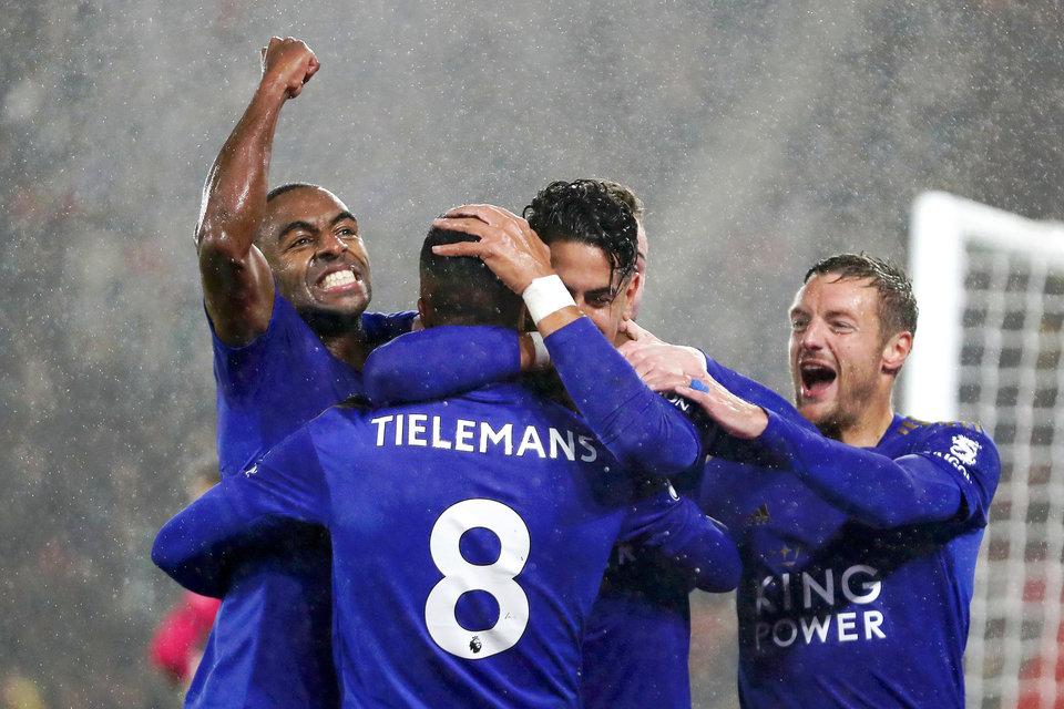 «Лестер» одержал волевую победу над «Ливерпулем»