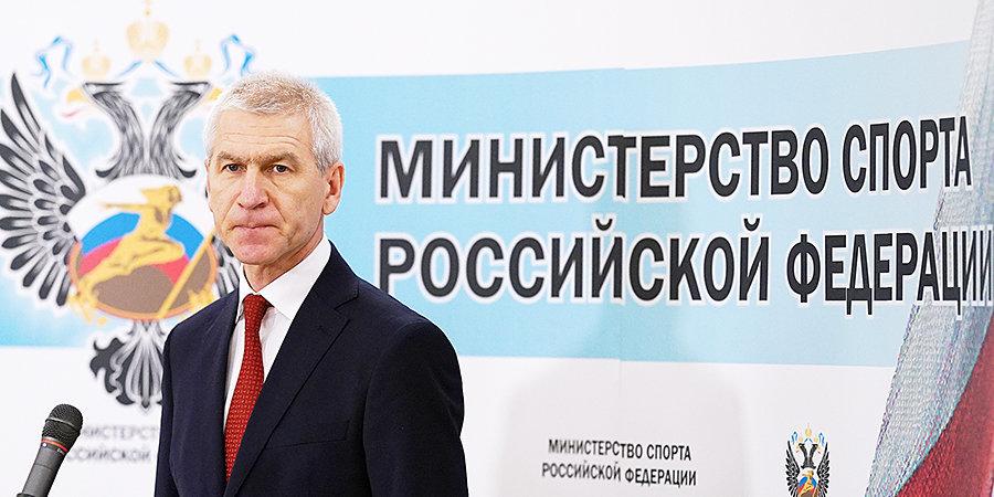 Олег Матыцин: «Не понимаю, что приобретут атлеты возможной сменой гражданства»