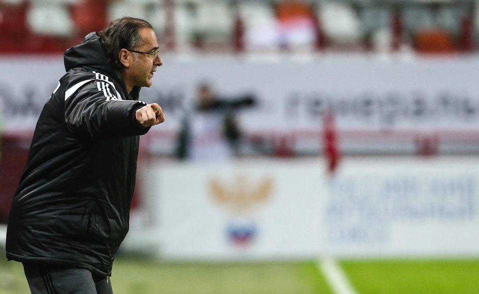 Миодраг Божович: «Арсеналу» и «Ахмату» было тяжело психологически»