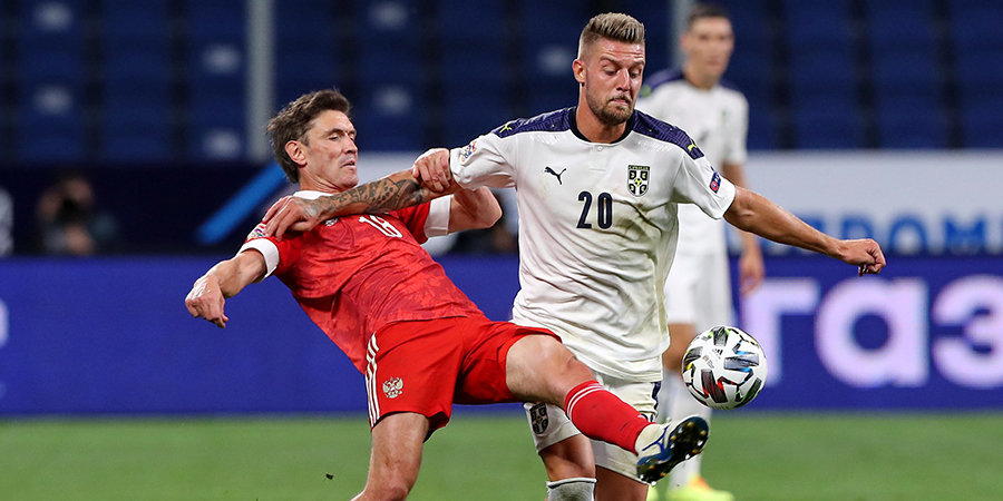 В сборной Сербии прокомментировали возможность отмены матча с Россией из-за вспышки коронавируса