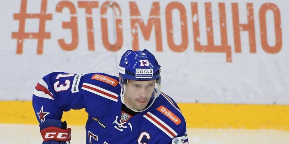 Павел Дацюк: «Хотелось бы больше играть с ЦСКА»