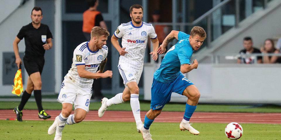 Ветеран «Зенита»: «Клуб недооценил минское «Динамо» в матче ЛЕ, поэтому проиграл вчистую»