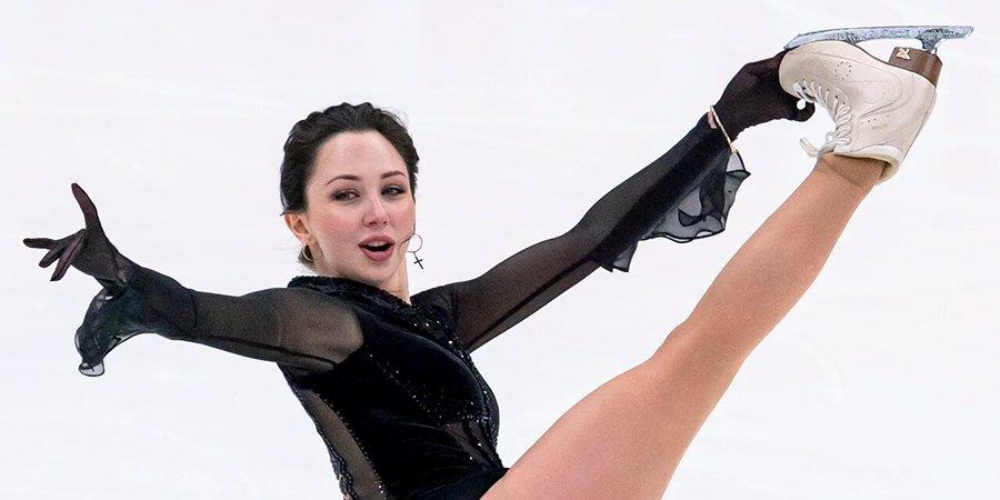 Елизавета Туктамышева: «Моя цель — выступить на Олимпиаде»