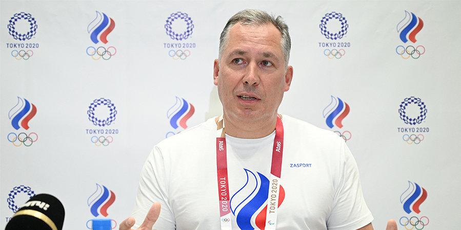 Станислав Поздняков: «Выступившие на ОИ российские спортсмены без проблем покидают Токио»