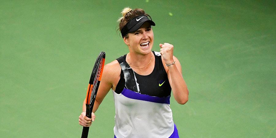 Элина Свитолина: «Думаю, к концу августа или в сентябре уже будут проходить турниры»