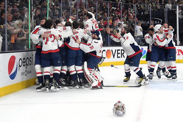 «Вашингтон» выиграл Кубок Стэнли