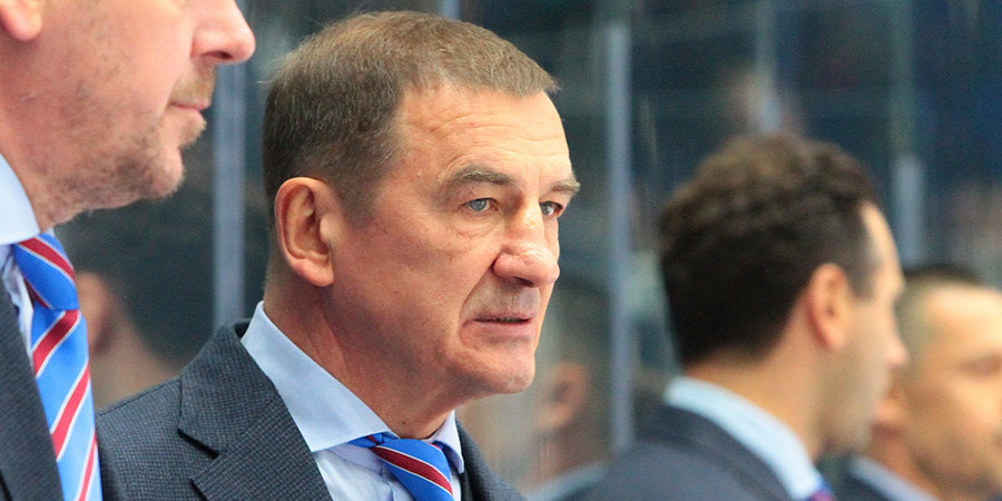 Валерий Брагин: «Гусев летит с нами на следующую игру»