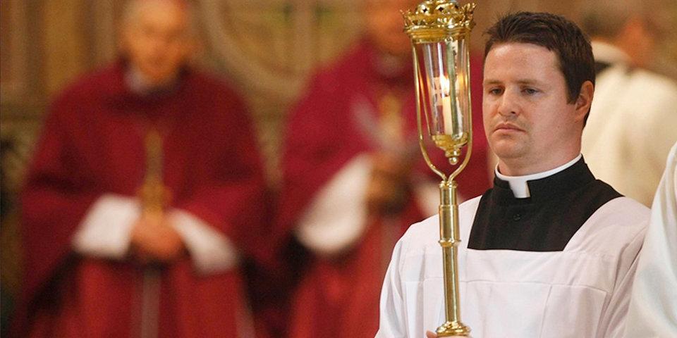 Экс-игрок «МЮ» стал священником