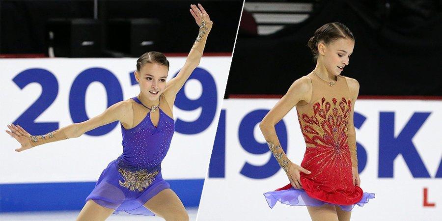 Анна Щербакова — не первая с платьем-трансформером. Мы нашли другие примеры