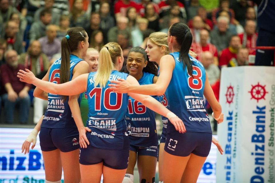Московское «Динамо» завоевало первый в истории женский Суперкубок России