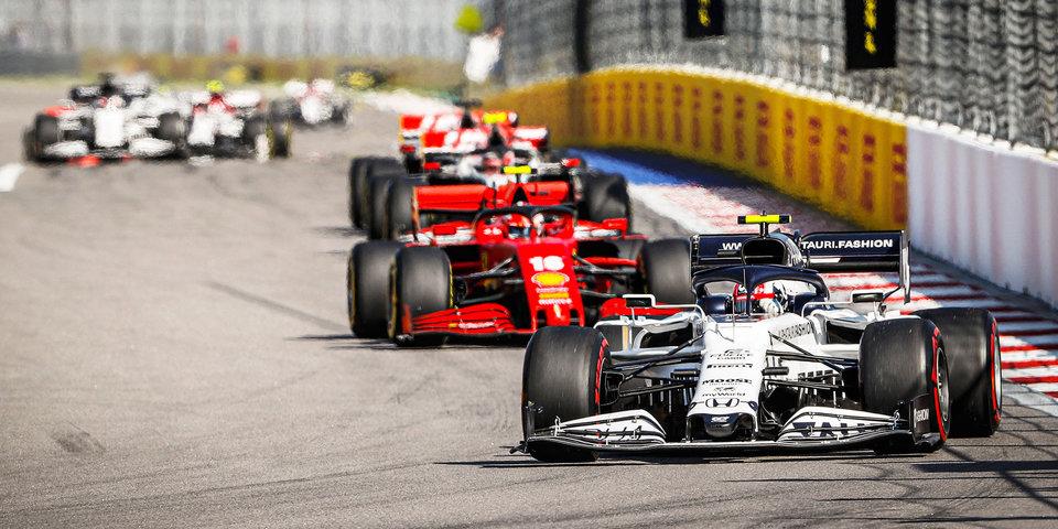 Организаторы Гран-при Австралии опровергли перенос гонки на октябрь
